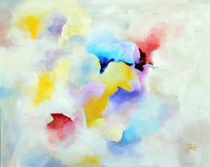"8. ""Color Clouds"" 48x60"""